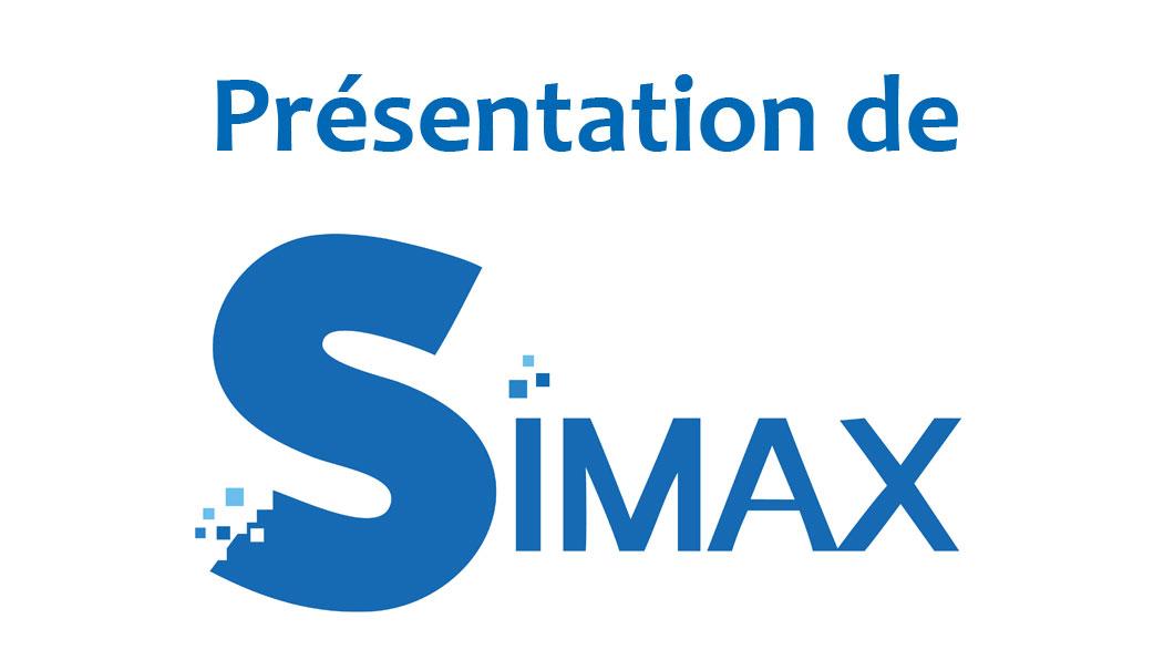 SIMAX ERP CRM Présentation
